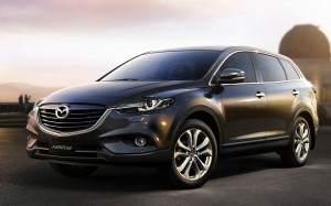 2013 Mazda CX 9 Car Wallpaper For free
