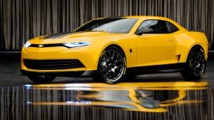 2014 Bumblebee Camaro Concept Car for desktop