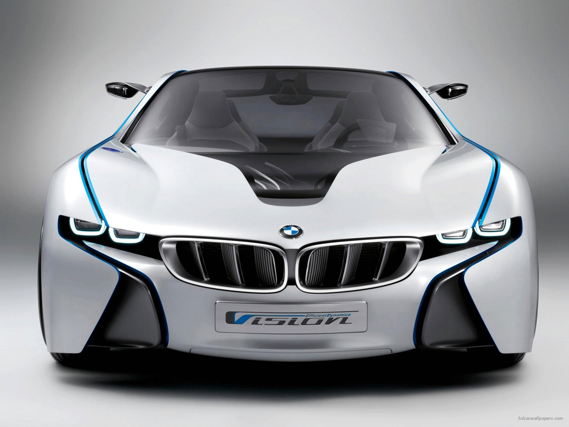 BMW Vision Efficient Dynamics Concept Car HD Wallpaper ...
