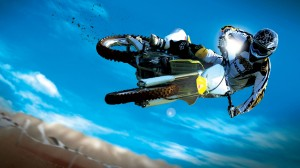 Bike Jump Awesome Wallpapers For Desktop