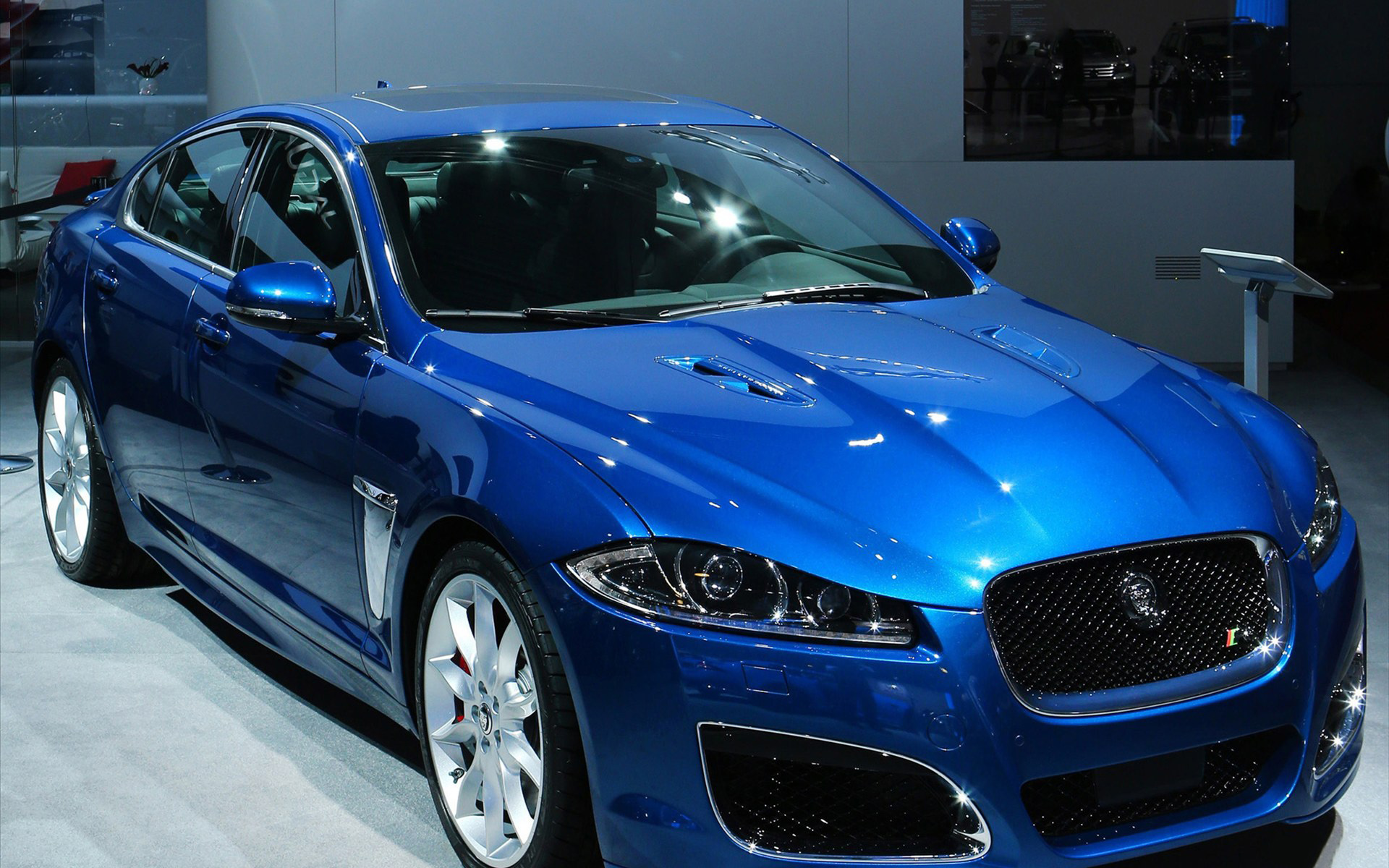 Jaguar Xfr Car Hd Wallpaper My Site