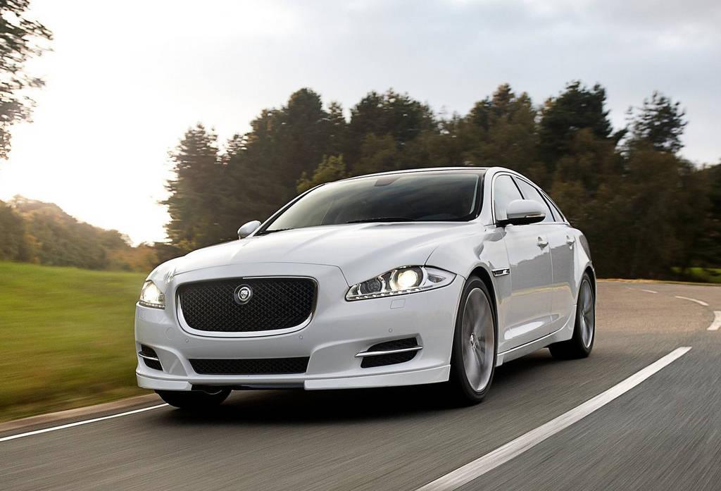 Jaguar Xj Sports Car HD Wallpaper