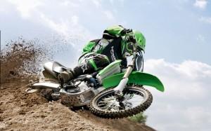 Kawasaki Motocross HD Wallpapers For Desktop
