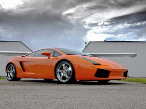 Lamborghini Gallardo HD Wallpapers for desktop