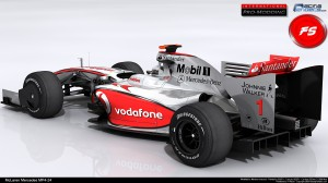 download free Mercedes Mclaren F1 Race Car HD Wallpapers
