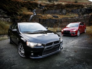 Mitsubishi Lancer Evolution Car Wallpaper In HD resolutions