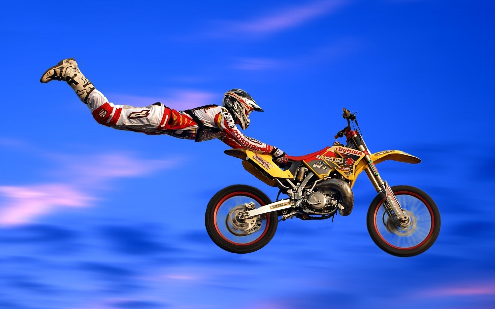 Moto Acrobatic Figure Sports Hd Wallpapers