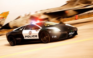 free download Police Lamborghini Gallardo
