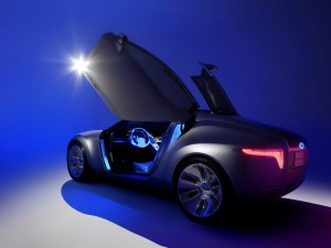 Vision Concept car HD Wallpaper For Desktop