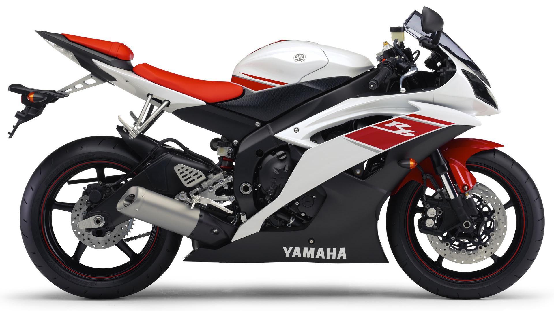 Yamaha R6 Bike 1080p Wallpaper