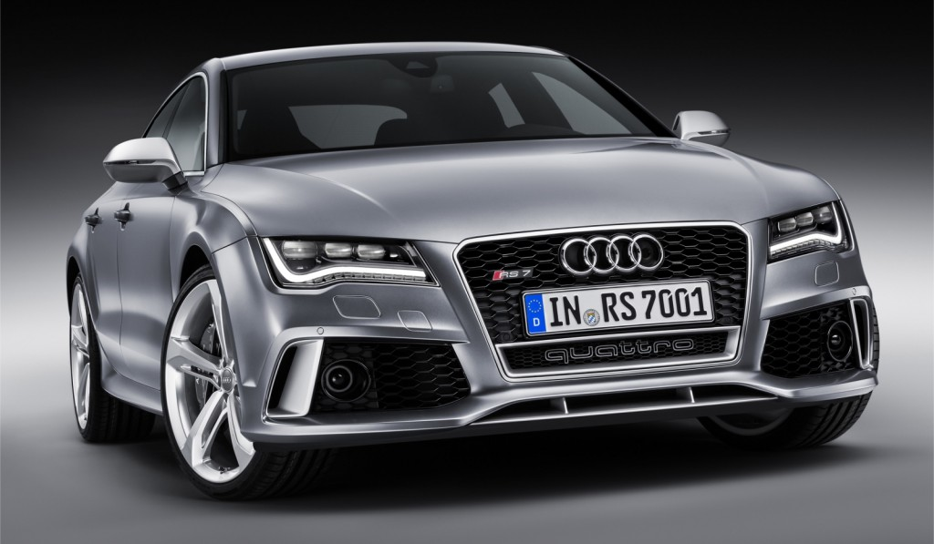 2014 Audi RS7 Sports Car Free Download