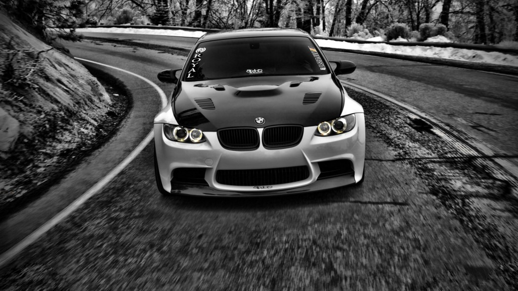 BMW Car HD Wallpaper 1080p For Desktop