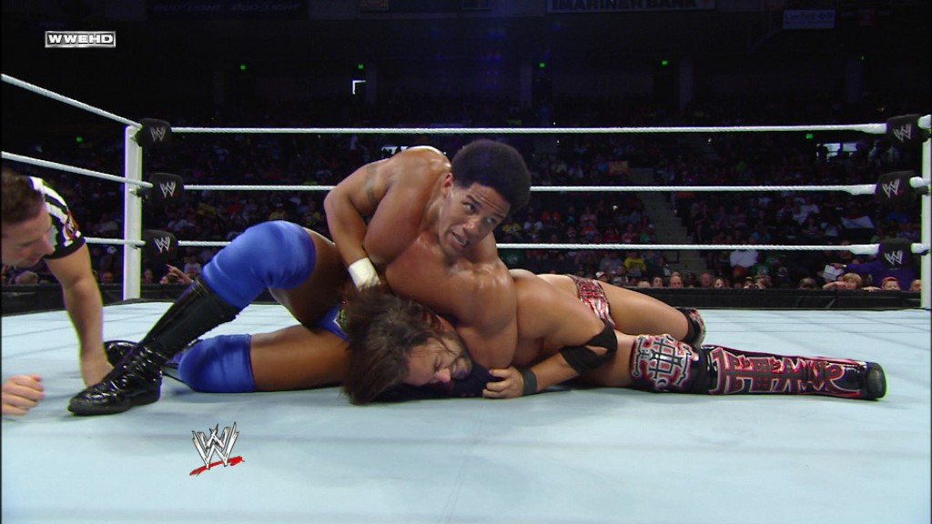 Darren Young Wrestler Wallpapers For Desktop