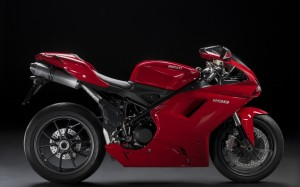 Ducati 1198 Super Bike Wide HD Wallpaper Download