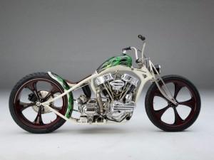 Harley Davidsons Chopper Bike Wallpaper Free