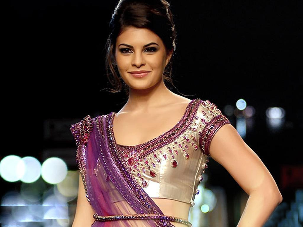 Jacqueline Fernandez In Traditional Wallpaper For All HD Devices