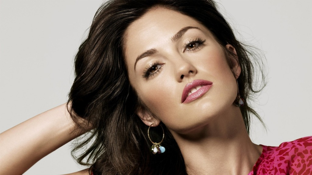 Minka Kelly HD Wallpaper For desktop Background