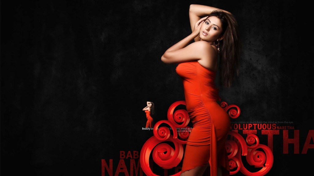 Namitha HD Wallpapers 2013 Free Download