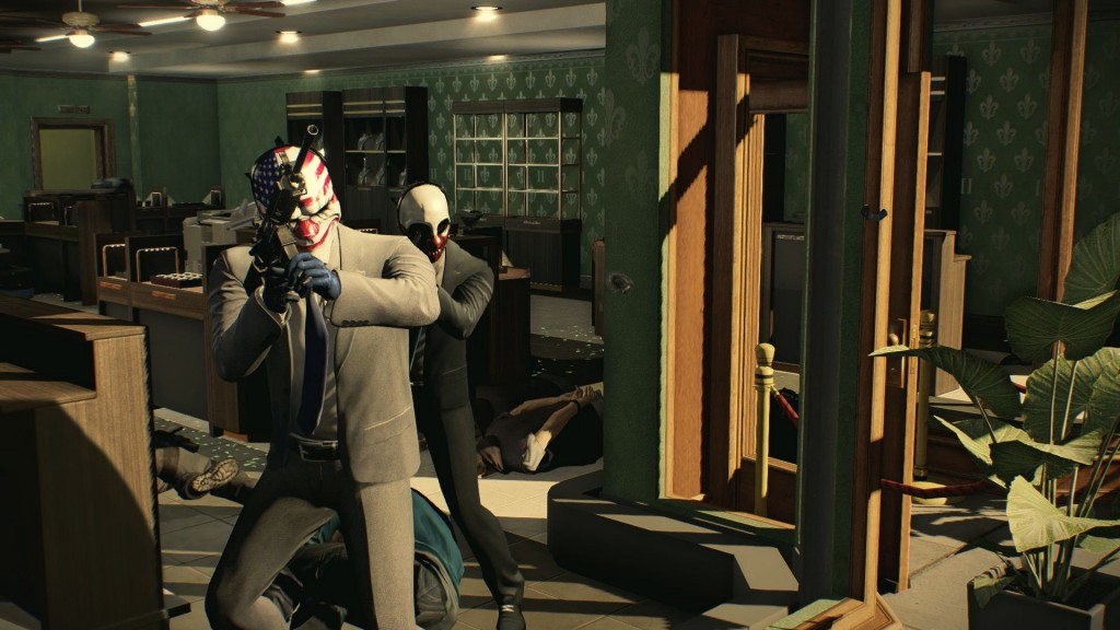 Payday 2 Wallpapers HD For Desktop