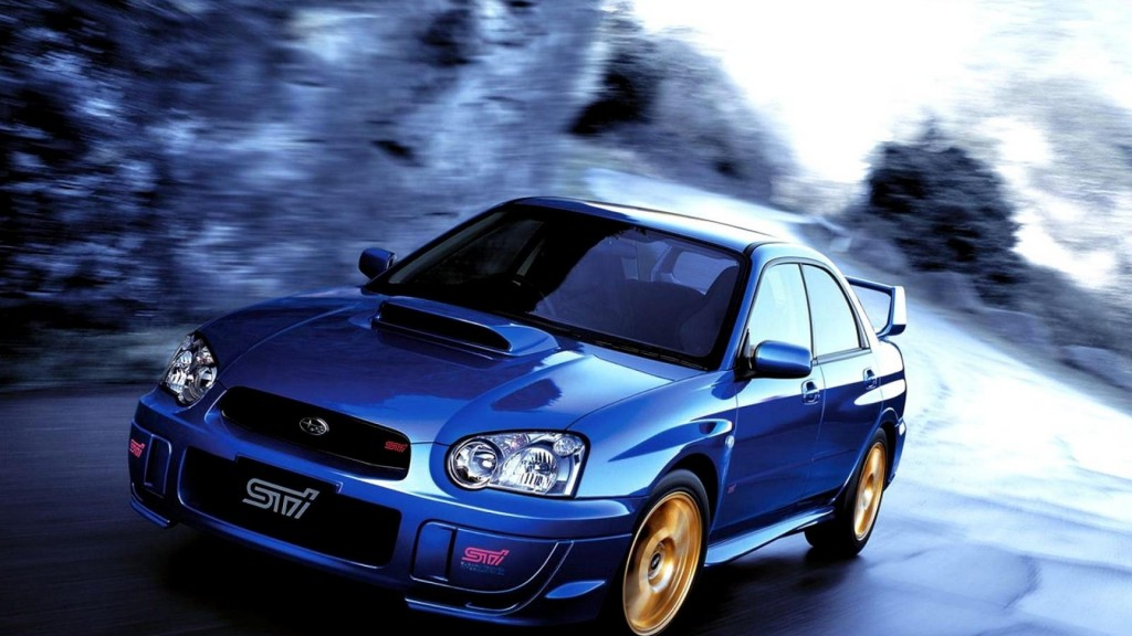 Subaru Impreza Car Wallpaper 1080p