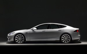 Tesla Model S 2013 Widescreen Wallpapers