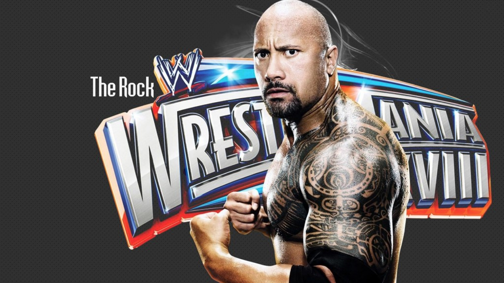The Rock Wallpaper Wrestle Mania 2013 For Desktop