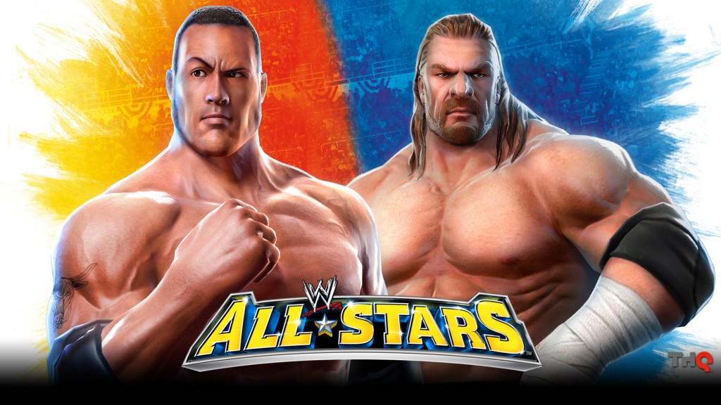 WWE All Stars Wallpaper 2013 For Desktop