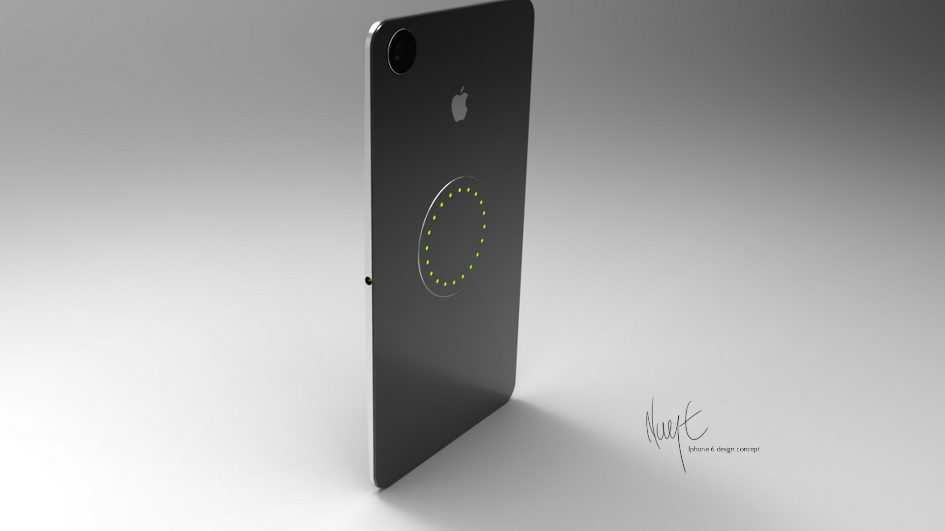 2014 IPhone 6 Concept HD Wallpaper