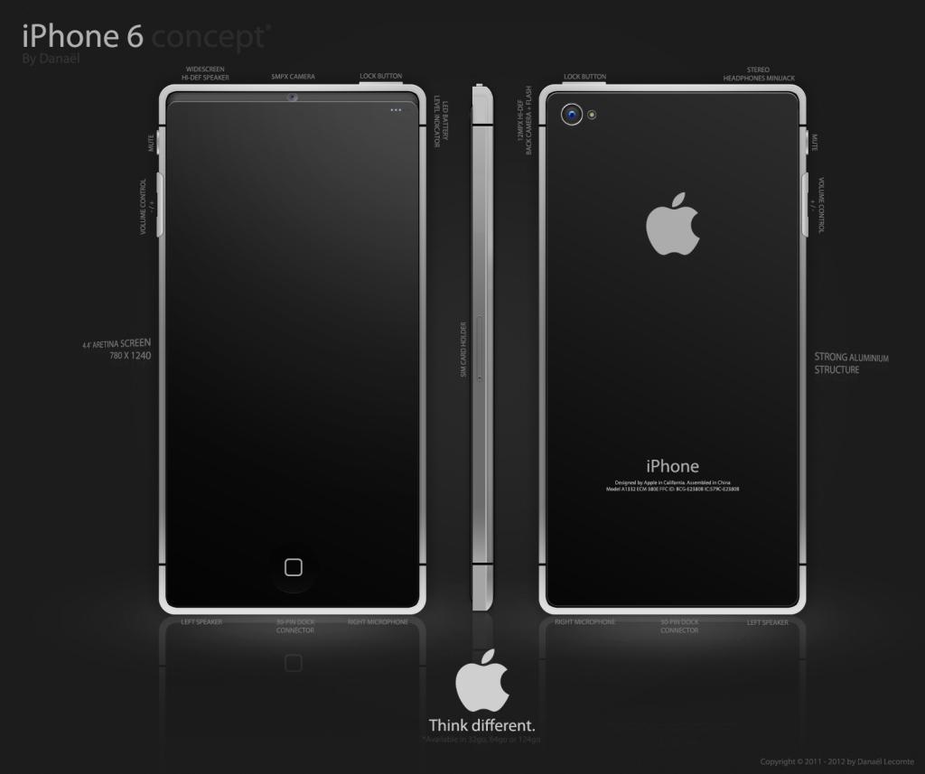 iPhone 6 wallpaper 1024x857 For Desktop