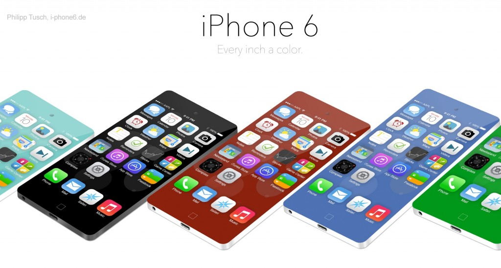 iphone 6 Concept HD Wallpapers For Desktop Background
