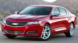 2014 Chevrolet Impala Car Wallpaper HD