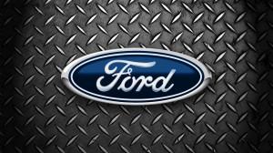 Ford Car Brand Logo