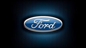 Ford Car Company Logo 1920x1080