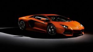 HD Lamborghini Aventador