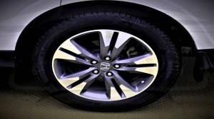 Honda Accord Tyre