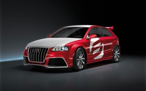 Modified Audi