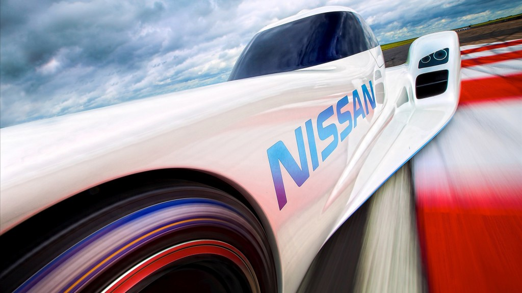 Nissan Zeod Wallpapers