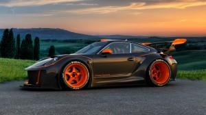 Porsche 911 Car HD