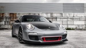 Porsche 911 Gt3 Car HD Background