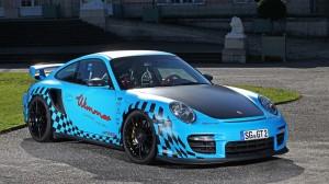 Porsche 911 Modified Car Wallpaper