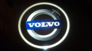 Volvo Car Brand Logo 1080p