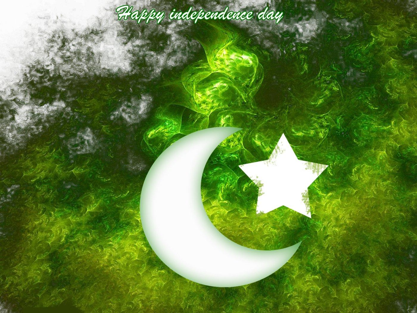 pakistan independence day painting art wallpapers car